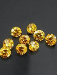 Amarelo Diamante solto, Crystal Diamond, Diamond 0.10+ CT, Industrial Diamond