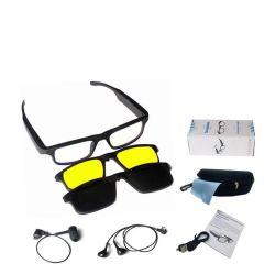 O Desporto Óculos para fone de ouvido Bluetooth áudio estéreo sem fio Smart óculos de sol