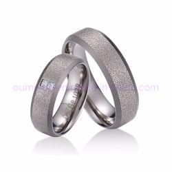 Venda por grosso 925 Sterling anel de prata para homem e mulher