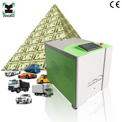 La nouvelle technologie nettoyeur de carbone du Service mobile de voiture