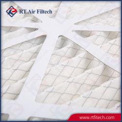 Filtro dell'aria primario di Merv 11 del filtro dalla fornace della piega di filtro dell'aria del comitato HAVC del blocco per grafici del cartone