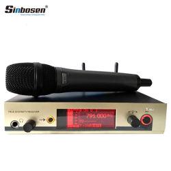 محترفة 580 [مهز] - 870 [مهز] لاسلكيّة ميكروفون في أذن مدرّب لأنّ مرحلة إستوديو تسجيل