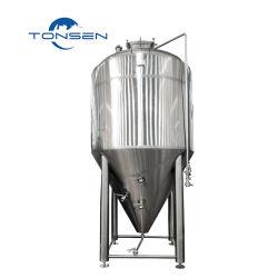 300 л 500 л 1000L 2000L 3000L рубашку пиво пивоварня ферментационный чан Fermenter оборудования