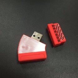 Logo gratuit clé USB avec la pleine capacité