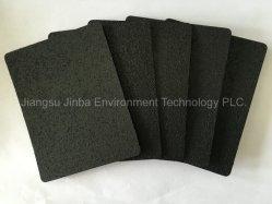 厚さ0.50-2.00mmの反浸透の不浸透性の不浸透の防水Single-Sided織り目加工のHDPE Geomembrane