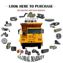 Regardez ici Shopping à guichet unique de toutes les séries pièces de rechange Sinotruck HOWO camion lourd Sdlg Mt86 Shacman Pengxiang FAW Weichai Dongfeng Benz Volvo Pièces de camions de filtre à huile