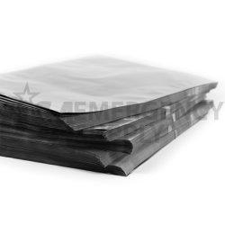 Pochette en plastique sac ziplock bulle