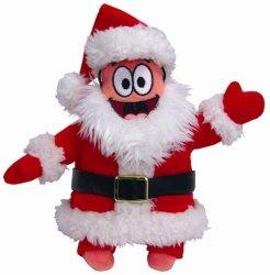 Peluche de juguete de peluche suave bebé Navidad Beanie Babies