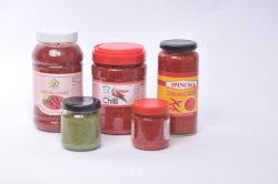 Pasta de chile rojo en JAR