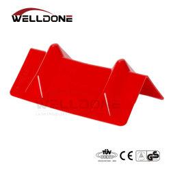 V carga de plástico da placa de borda a borda do protector de canto de paletes proteções para cinta de caminhão de 4 polegadas