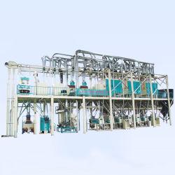 Moulin à farine de maïs automatique libéraux de l'équipement de traitement de farine de maïs broyage de machines de fraisage