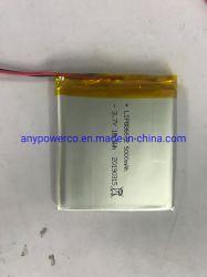 Источник питания глубокую цикла литиевые аккумуляторы 3,7 В 886672 5000Мач Литий полимерная батарея/Li-ионный аккумулятор/литий-ионный аккумулятор для Банка