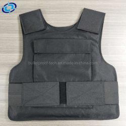 La police de haute qualité et de protéger la sécurité Stab-Proof Bulletproof Veste Gilet balistique souple et léger