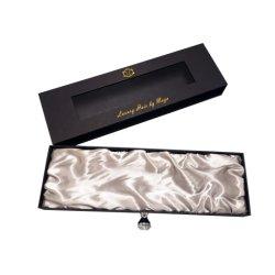 Het Kosmetische Embleem die van de Luxe van de douane het Vouwbare Vakje van het Document van de Gift Verpakkende afdrukken
