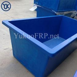 FRP 어항 섬유 유리 양어법 탱크 또는 연못을 정리하게 쉬운
