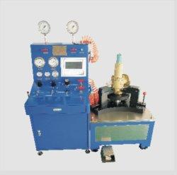 Segurança Offline Verificar as válvulas hidráulicas bancada de testes de equipamentos de teste da fonte de alimentação