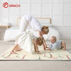 Prix bon marché non toxique durable activité bébé jouer le tapis de salle de gym
