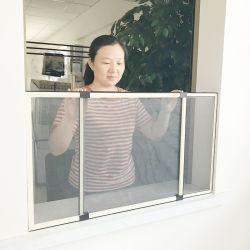Rete di zanzara allungabile per lo schermo Windows dell'insetto