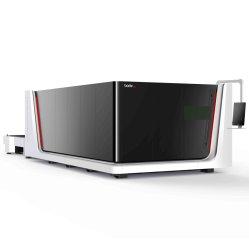 ferro fundido Bodor Fibra de cama de Corte a Laser Máquina Exclusivo