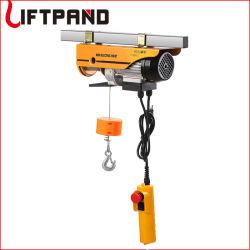 Seguro cobre mecânica de equipamentos de içamento PA 1000 Micro Cabo Eléctrico Guindaste
