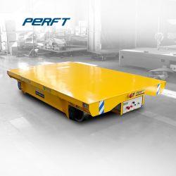 Автоматическая обработка направляющей тележки транспортировки автомобиля материалов перевозчика