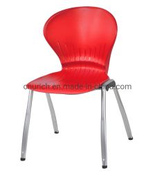 U-N1002 Escritório de alta qualidade do Molde de Injeção de Plástico do aluno empilháveis Barato preço Cadeira Escolar