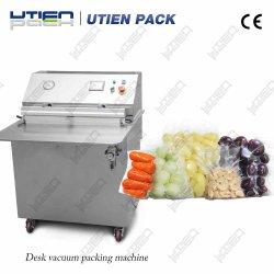آلة تفريغ بسيطة مكتب, تغليف الطعام في كيس بلاستيكي