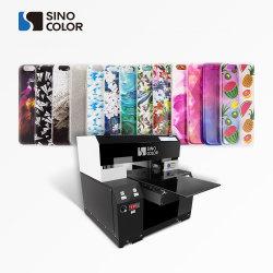 Goedkope Sinocolor A3 UV Flatbed Printer uF-300c voor Foto met Printhead Epson
