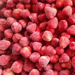 Venda por grosso de morangos congelados IQF nova colheita de frutas congeladas de morango da China