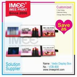 Imee 도매 관례 LCD 스크린 영상 기념품 인사장 결혼식 USB 선물 상자