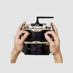 No9S 10CH RC transmissor e receptor R9DS 2.4G Drone para Controlador de rádio/Multicopter/Helicópteros o Modo avião 1/2