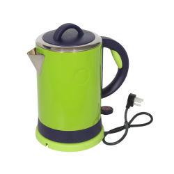 acier inoxydable de pot de café vert Kettle col de cygne avec thermomètre