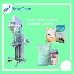 Anheben, Verpackungs-Maschinerie für Waschpulver-Plombe (JAS-100-B) wiegend