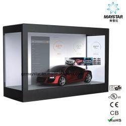 """15 personnalisé""""~84"""" L'écran tactile transparent transparent Boîte d'affichage LCD"""