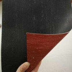 빨간 3mm는 또는 2 옆 색깔 석면 합동 장을 검게 한다