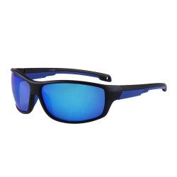 Cool Mens Deportes gafas de sol de moda de UV400 Antirreflejos ejecutando gafas de sol