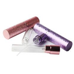 Gicleur de pulvérisation de parfum en aluminium de couleur