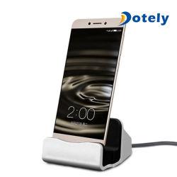 Металлическая подставка для мобильных телефонов зарядки док-станции для Samsung Android
