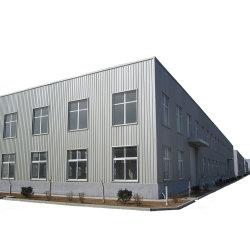 مصنع الجملة توريد مباشر الصناعة السقيفة الفولاذية هيكل البناء المستودع ورشة عمل المحافظ الهيكل fabrication