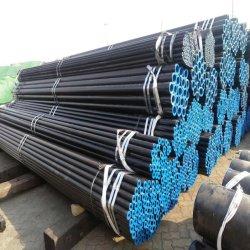 ASTM A106 Gr. B DIN 17175 DIN2391 Tubos sem costura em aço carbono pela China Fabricante com preço competitivo para tubo de fluido em stock entrega instantaneamente