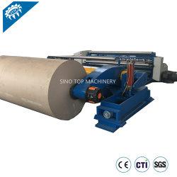 2018 Hot Sale Tech de l'UE Jumbo Papier Machine de découpe du rabatteur avec la CE a approuvé