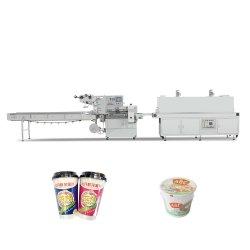 Automatische Beutel-Verpackungsmaschine-Hersteller-Heizungshrink-Packung-Maschinen-Verpacken-Maschinerie