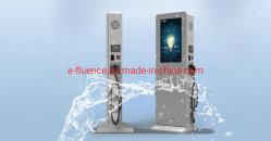 E-Fluence Auto-aufladenstapel-im Freienbekanntmachenmaschine 65 Zoll Fernsehapparat-Mall-Einkaufen LCD-Bus, der Wand-Montierungs-Monitorled Digital Signage des Vorstand-HD bekanntmacht