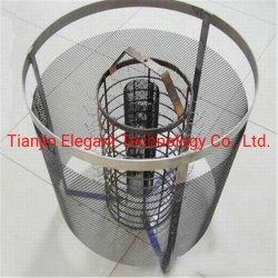 전기 도금용 MMO/DSA Platinum/Pbo2 코팅 티타늄 양극 / 산화 성분용 티타늄 메시 바구니
