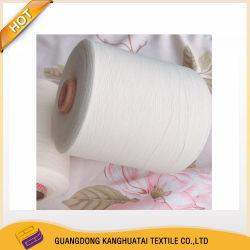 Kht Ne40-Ne90s Compact, fils de coton peigné coton chinois, l'Australie coton pour le commerce de gros avec une bonne qualité, de filés de polyester à fils à tricoter