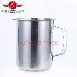 Filtro de acero inoxidable tazas de aceite/Medida Cup