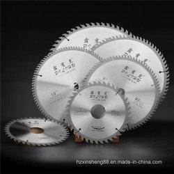 Herramientas eléctricas de disco de corte rápido de dientes alternativos Hoja de sierra circular para madera