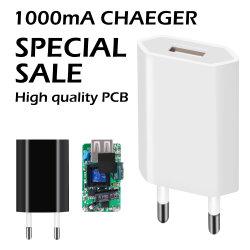 Produits Semi-Finished 1d'un chargeur adaptateur chargeur USB Shell carte de circuit imprimé du chargeur