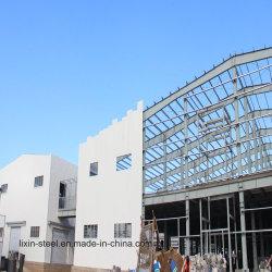De prefab Opslag van het Frame van de Structuur van het Staal van het Huis wierp het Pakhuis van het Metaal van de Workshop af