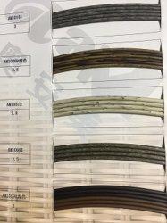 Resistente a UV All-Weather Tecidos sintéticos de fibras de plástico com Jardim Piscina Material de vime Definir Poli Wicker